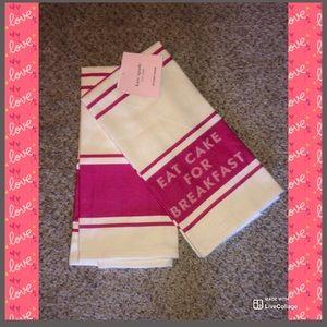 Kate Spade Kitchen Towels